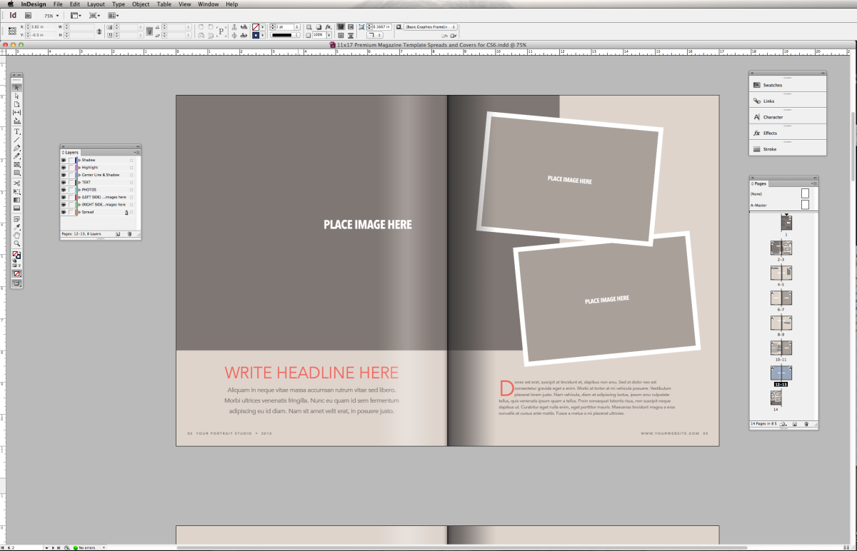 how to use adobe indesign files with older version
